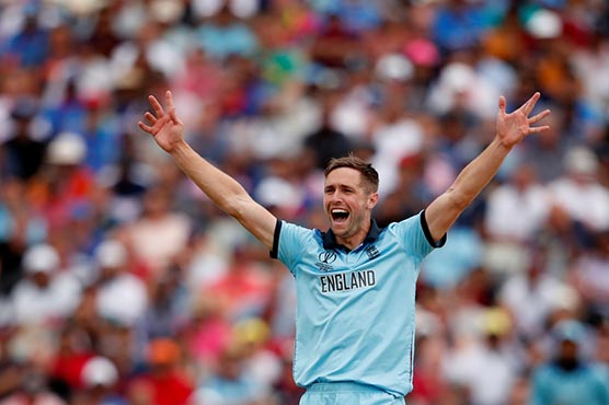 Woakes hails 'incredible' England after hosts power into World Cup final