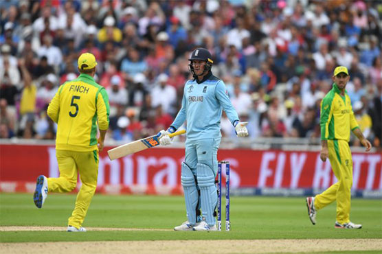 England's Roy free to play in World Cup final despite umpire outburst
