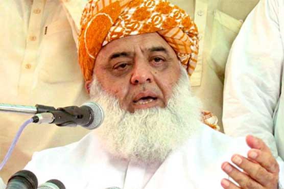 Fazlur Rehman announces full support for traders' strike