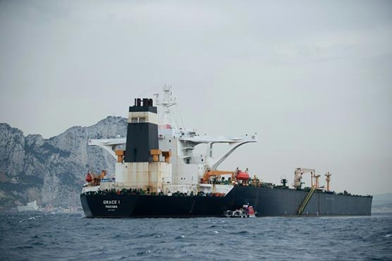 UK says Iran tanker will be freed after guarantees on destination