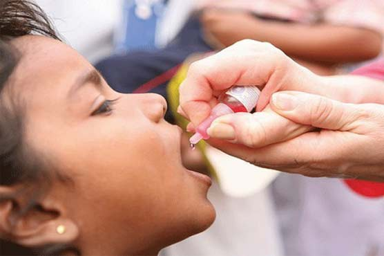 Anti-polio campaign begins in KP on Monday