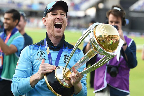 'Adil Rashid said Allah was with us': Eoin Morgan says after nerve-wracking World Cup victory