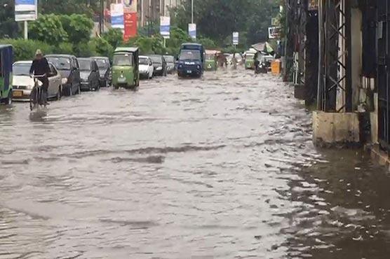 Heavy monsoon rain soaks parts of country