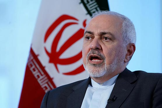 Iran's top diplomat warns US is 'playing with fire'