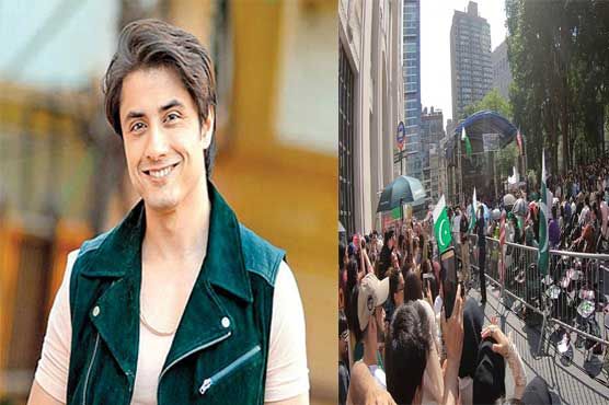 Ali Zafar to perform at Independence Day Parade in New York