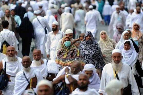 51000 Pakistanis reach Saudi Arabia for Hajj
