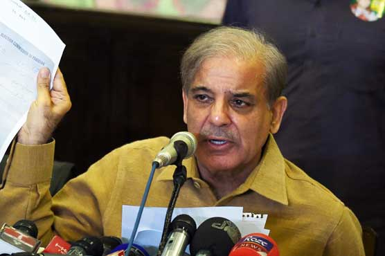 Shehbaz Sharif directs lawyers to start legal action against Daily Mail