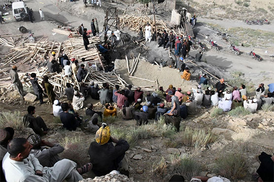 One survivor, nine bodies pulled out of Digari coal mine