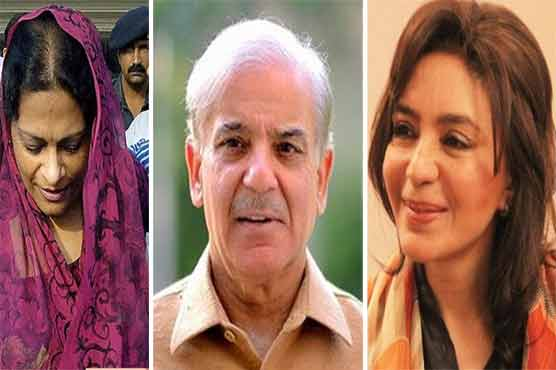 NAB freezes assets of Shehbaz Sharif and family
