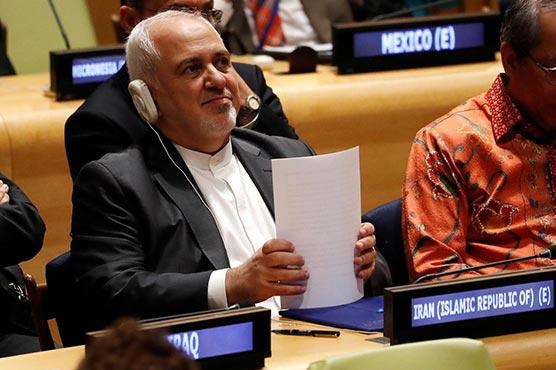 Iran's Zarif says US travel curbs on Iranian diplomats 'inhuman'
