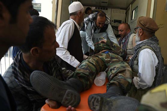 Taliban kill more than 20 Afghan commandos: officials