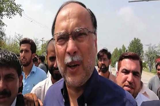 'Accountability of revenge' ongoing against PML-N: Ahsan Iqbal