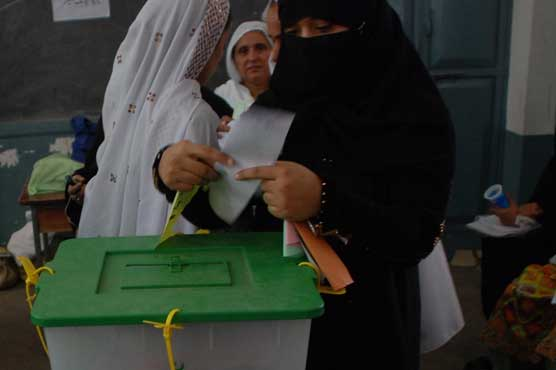 Polling on 16 KP Assembly seats in tribal districts to be held today