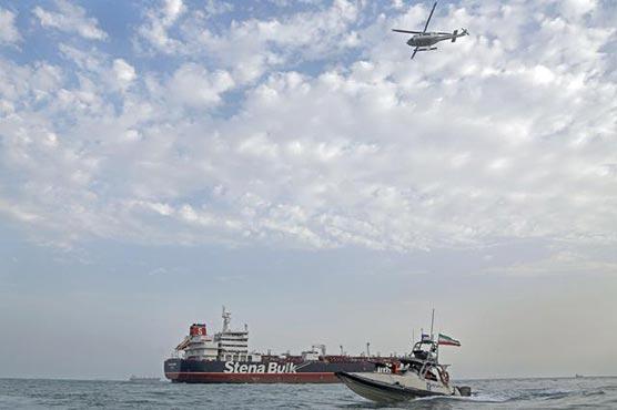 Britain plans European-led Gulf force after tanker seizure