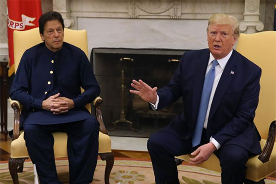 Experts view Trump's offer on Kashmir as significant progress