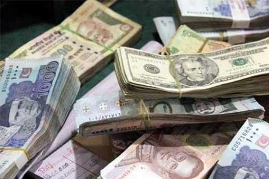Rupee ends 160.60 against dollar in open market