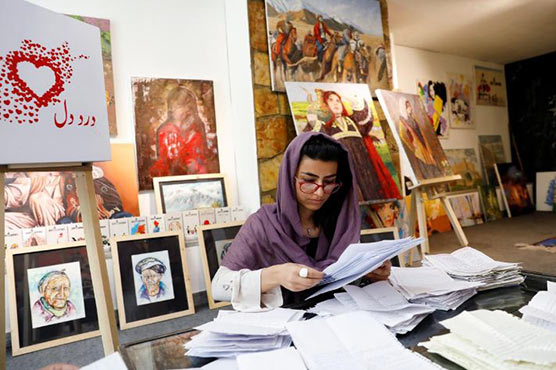 Letterbox campaign helps Afghans cope with silent war of mental health