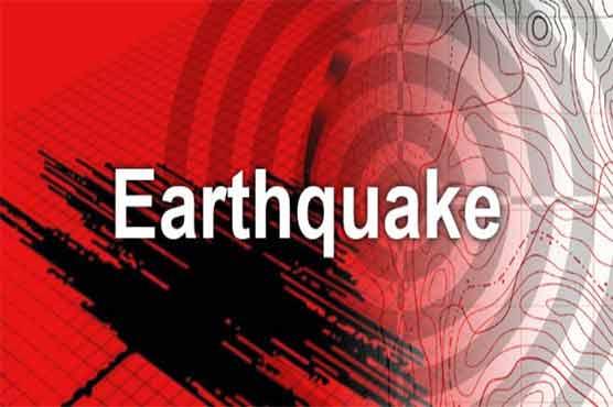 4.2 magnitude earthquake jolts Peshawar