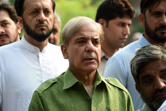 Shehbaz requests to consider doctors' recommendations in removing AC from Nawaz's cell