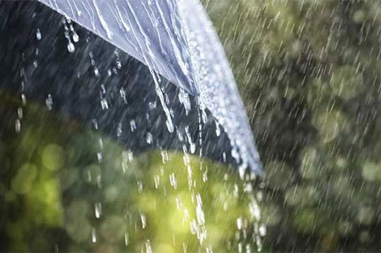 Met Office predicts rain in several parts of country