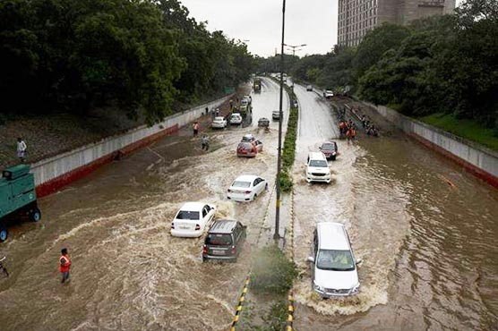 Flood, land sliding feared as monsoon rains continue in parts of country