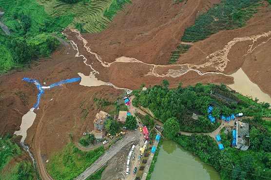 Death toll in southwest China landslide rises to 29