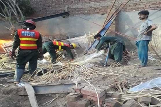 Rain-related incidents leave three dead, 13 injured
