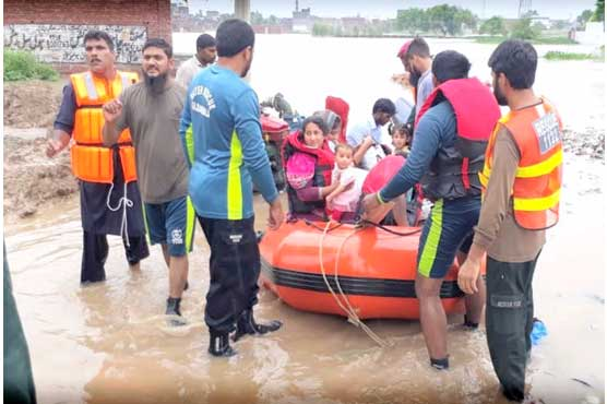 Six killed, several injured in rain-related incidents in Punjab