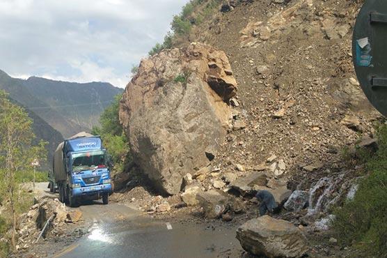 Mansehra landsliding: Concerned depts ignored weather advisory, reveals PDMA report