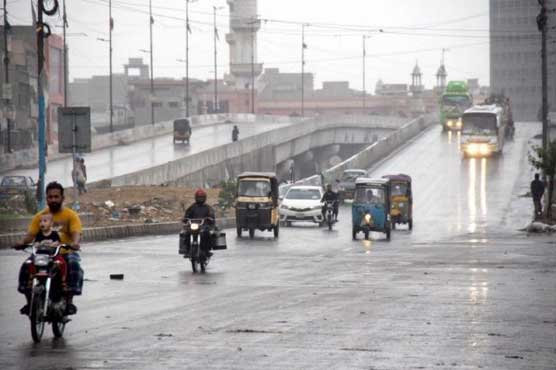 Power outages in Karachi after downpour