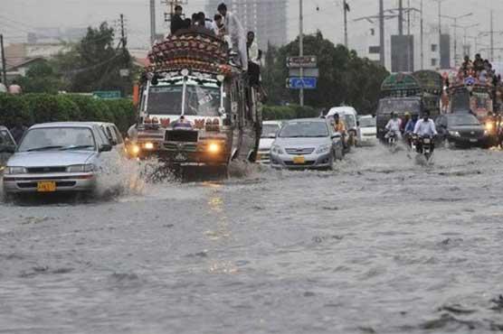 Eight electrocuted as rain plays havoc with Karachi