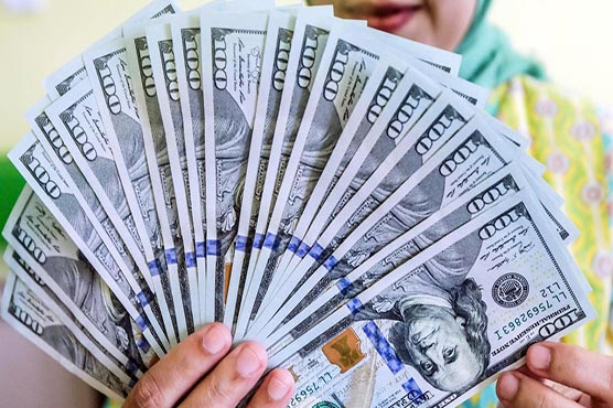 Rupee recovers, closes at 159.59 against dollar in interbank market