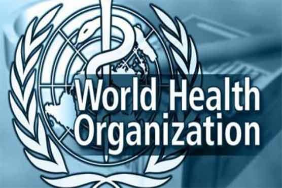 WHO says Pakistan's polio programme no longer on-track