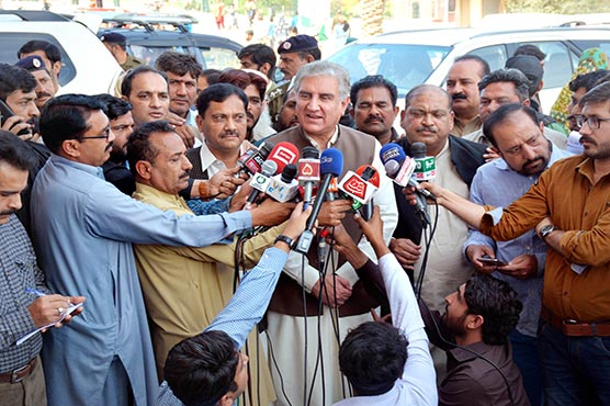 Govt has entered in second phase of CPEC project: FM Qureshi