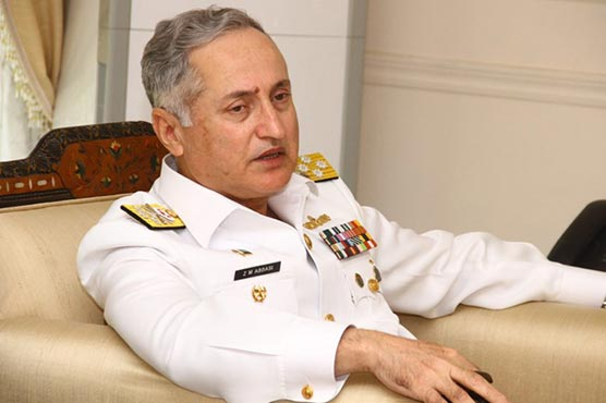 Naval Chief reaffirms commitment for clean, safe environment