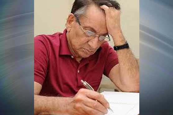 Eminent writer and scholar Dr Enver Sajjad passes away
