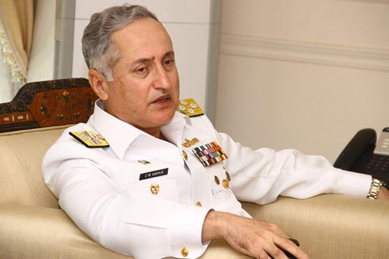 Pakistan Navy committed to preserve clear air, green environment: CNS