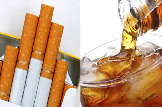 Govt to impose health tax on cigarettes, carbonated drinks