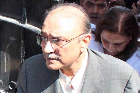 Medical board declares Asif Zardari fit