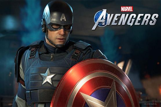 Square Enix reveals Marvel's Avengers game at E3