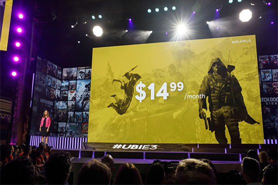 Ubisoft plays into streaming trend at E3 video game event