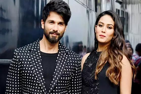 Shahid afraid of offending Mira's domestic helps unlike his character in Kabir Singh