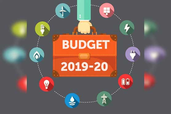 Hammad Azhar unveils Rs7 02tr budget for FY2019-20
