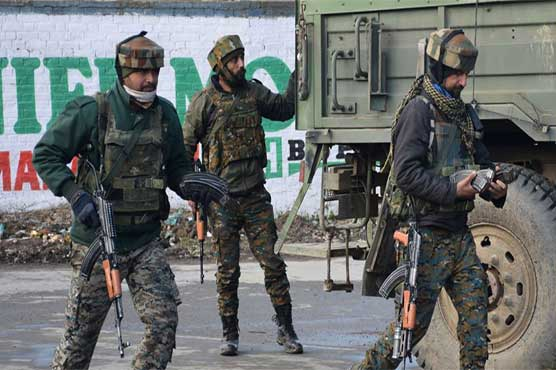 Indian troops martyr one more youth in Sopore
