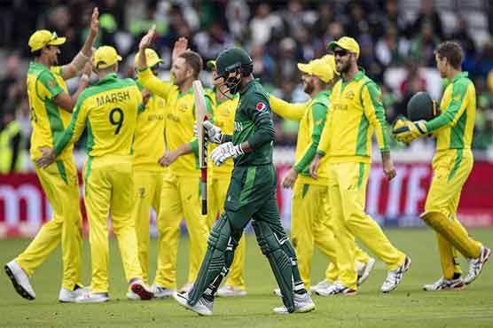 495605 76232482 - ورلڈ کپ: آسٹریلیا نے پاکستان کو 41 رنز سے ہرا دیا