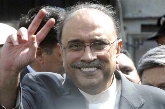Asad Qaiser assures PPP of issuing Zardari's production orders next week