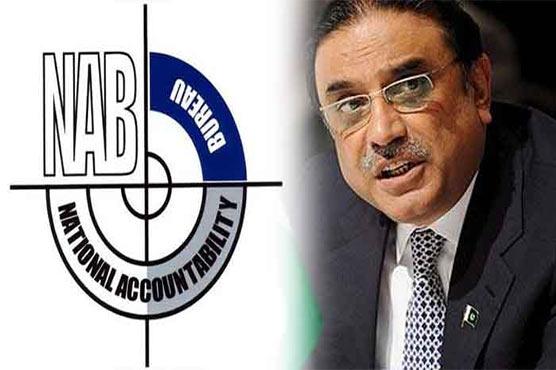 Doctors examine Zardari's health in NAB's office, find low blood sugar level