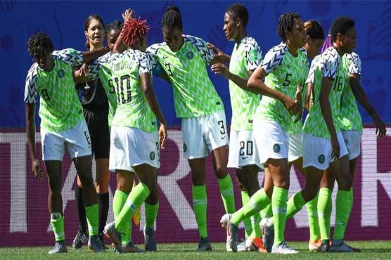 495813 54705257 - ویمن فٹبال ورلڈکپ: نائیجریا، جرمنی اور فرانس نے اپنے میچز جیت لیے