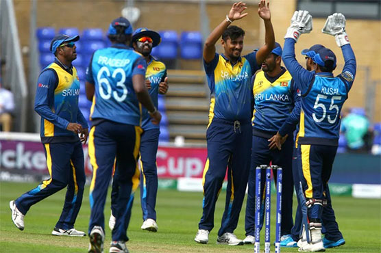 ICC reject Sri Lanka World Cup complaints of 'cramped bus