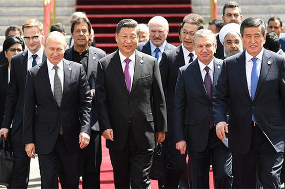 Build closer SCO community with shared future: Chinese President